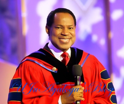 Lockdown: Churches are places of blessings, not infections—Pastor Chris Oyakhilome