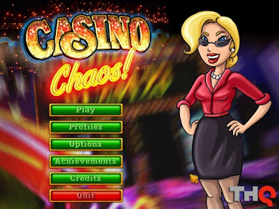 Casino Chaos Game, Big Fish Games, Games