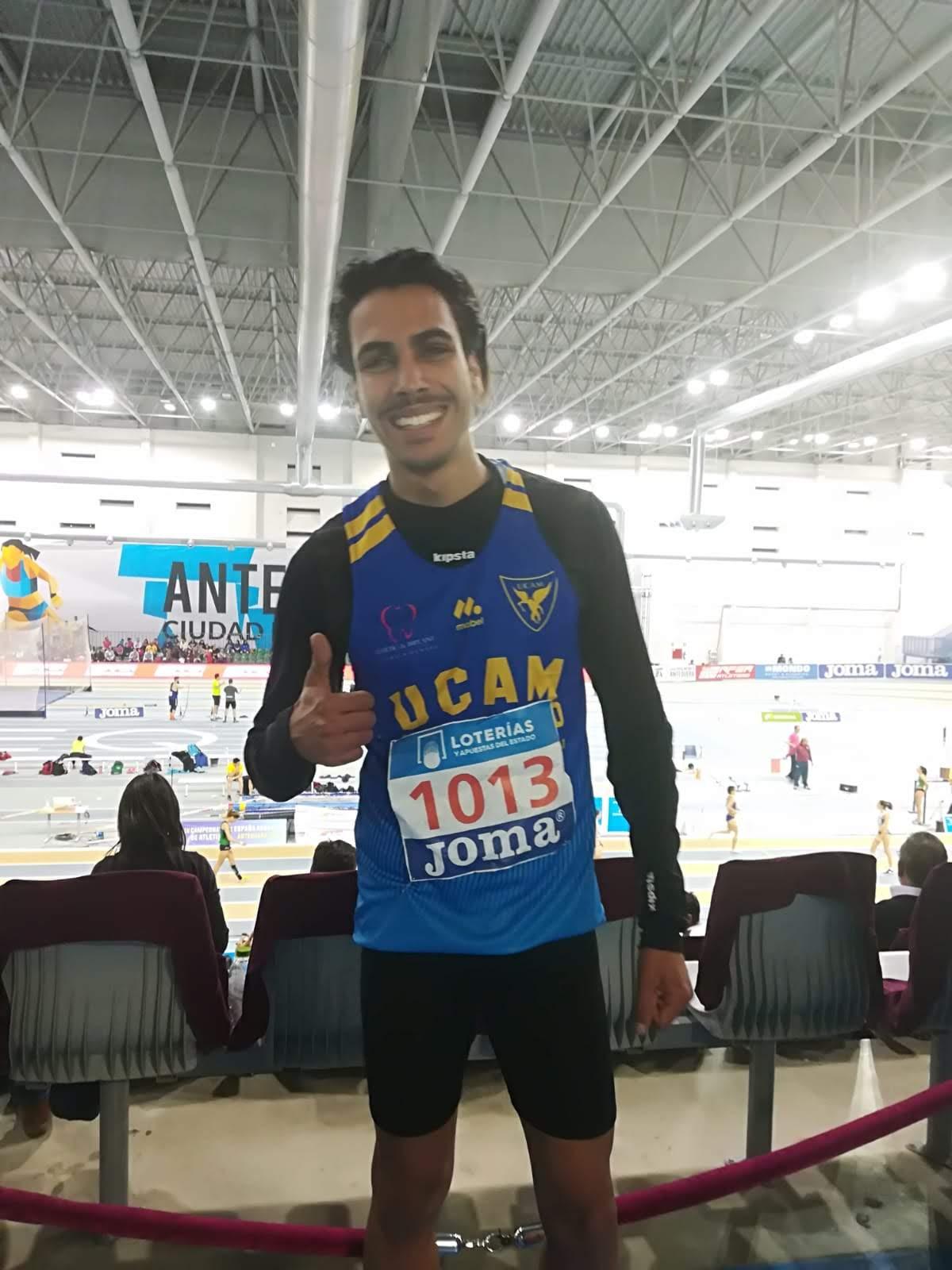 De Ucam En Plata Del La Cartagena División Atletismo Sigue El GjLqMpSUzV