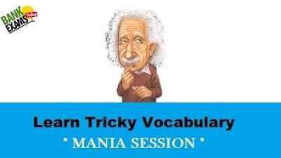 Tricky Vocab