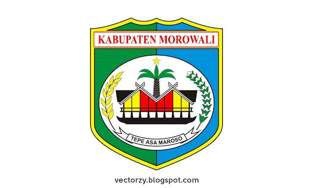 Download Logo Kabupaten Morowali Corel CDR Vektor