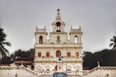 Church Goa Ziffy Travels