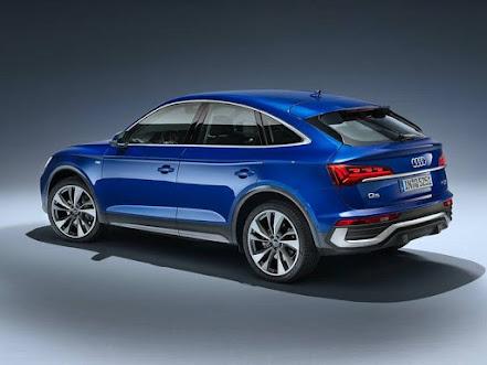 Audi Q5 Sportback SUV 2021: Price, Interior, exterior