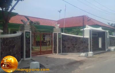 Kantor Desa Gardumukti, Kecamatan Tambakdahan. Poto Jepretan Kang Ian Susanto , Facebooker Subang ( FBS ).