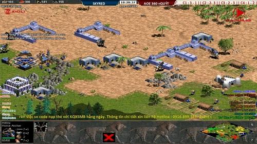 Thế trận chiến lâu bền hơn sẽ càng có lợi cho Hittile