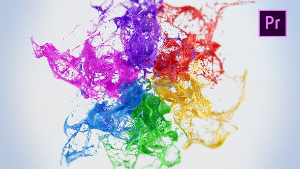 Playing Paints Logo Reveal[Videohive][Premiere Pro][23099141]