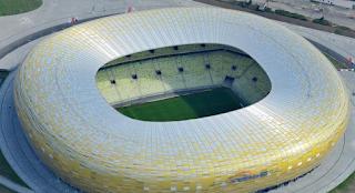 UEFA Europa League final spectators able attend final in Gdańsk