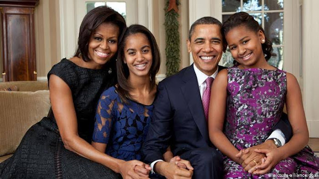 George Floyds death under the knee of a police officer has reverberated around the world - Barack Obama