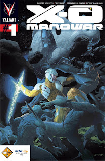Valiant Comics - Página 2 XOM001