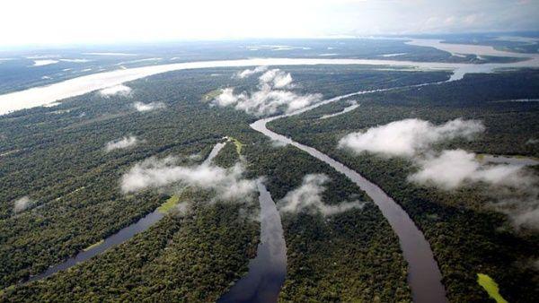 Hidroeléctricas amenazan poblaciones de Amazonia en Brasil