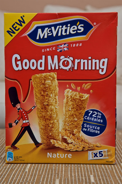 Good Morning McVitie's - United Biscuits - Breakfast - oat - Biscuits - Scottish Biscuits