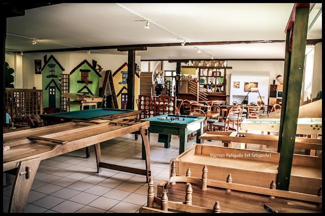 maison bois jouet