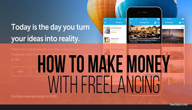 How To Make Money From Freelancing in India Full Process