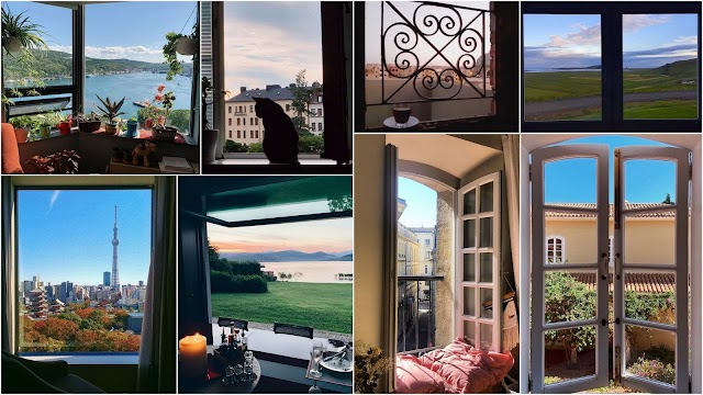 WindowSwap : Ανοίξτε παράθυρο σε ολόκληρο τον κόσμο