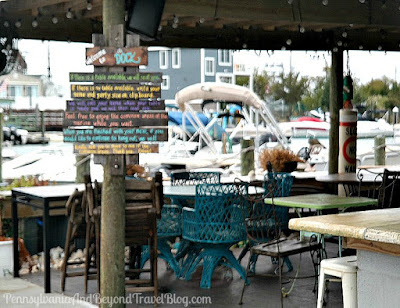 The Dock Raw Bar Restaurant and Fish Shack in West Wildwood, New Jersey