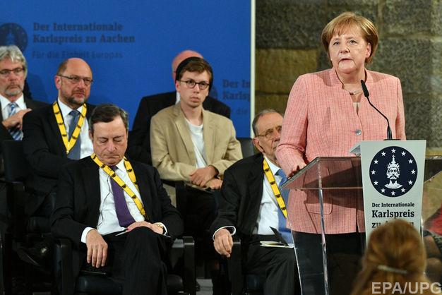 Європа більше не може розраховувати на військовий захист Америки - Меркель