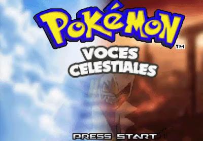 Pokemon Voces Celestiales para GBA Imagen Portada