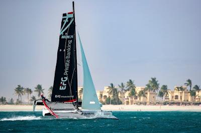 Le Sailing Arabia The Tour s'est élancé dimanche