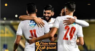 ملخص مباراة الزمالك والمقاولون اليوم, ملخص مباراة الزمالك والمقاولون العرب اليوم، ملخص واهداف مباراة ,الزمالك والمقاولون, ملخص الزمالك والمقاولون