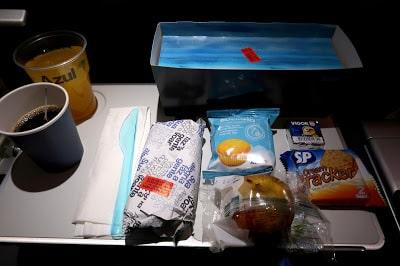 café voo azul portugal