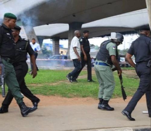 Breaking News:  Herdsmen Attack Bus, Kidnap Passengers In Osun