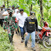 Forkopimda Lumajang Tinjau Lokasi Bencana Alam Tanah Longsor di Desa Sawaran Kulon  LUMAJANG - (