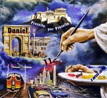 Imagem da Mão do SENHOR pintando o mundo