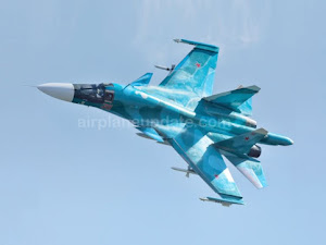 Sukhoi Su-34 Fighter Bomber Specs, Engine, Cockpit and Price