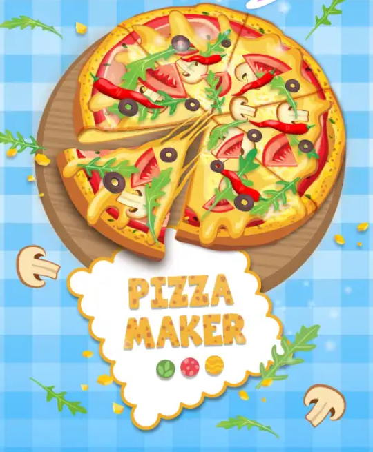 5 Games Memasak Makanan Pizza Di Restoran Terbaik Serbagratis95