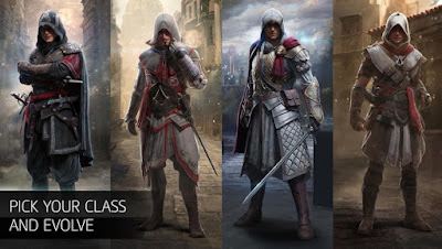 Assassin's Creed Identity v2.8.2 APK+DATA (Full MOD)