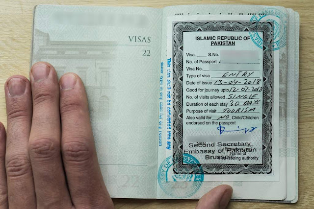 Missionary Visa For An Year   Pakistan's New Visa Regime