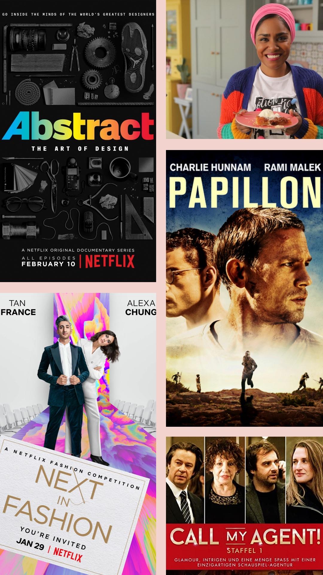 Recomendables en Netflix