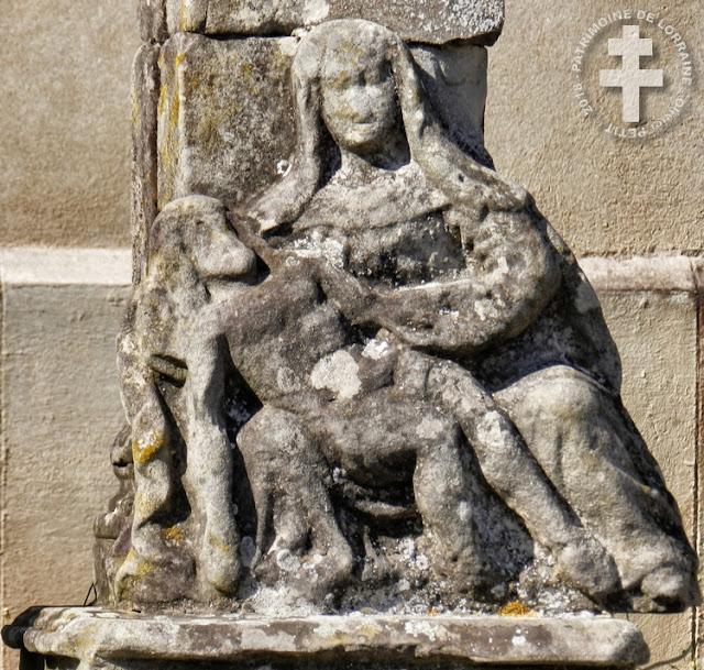 FREMENIL (54) - Pietà