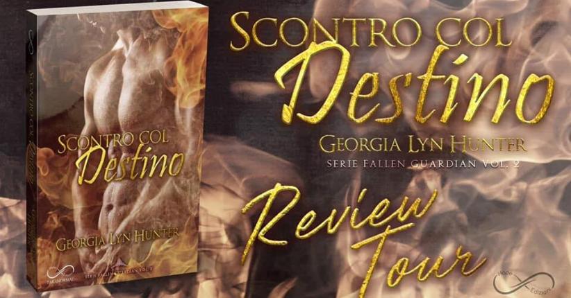 Recensione di Scontro col destino di Georgia Lyn Hunter