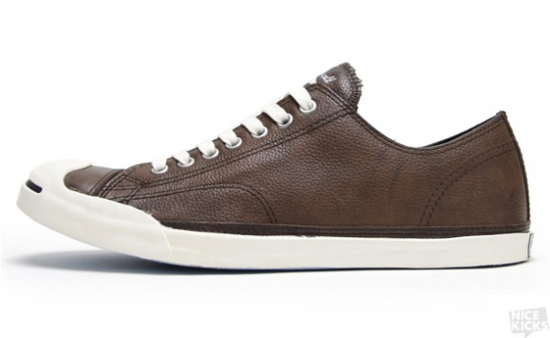 fc3bdfd3a044 Flashback to the good  ol days of 2010... the Chocolate and Milk brown  leather Jack Purcell LP