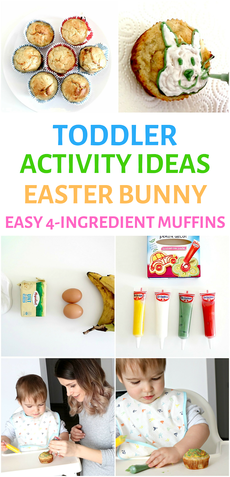 easter muffins activity ideas for toddlers