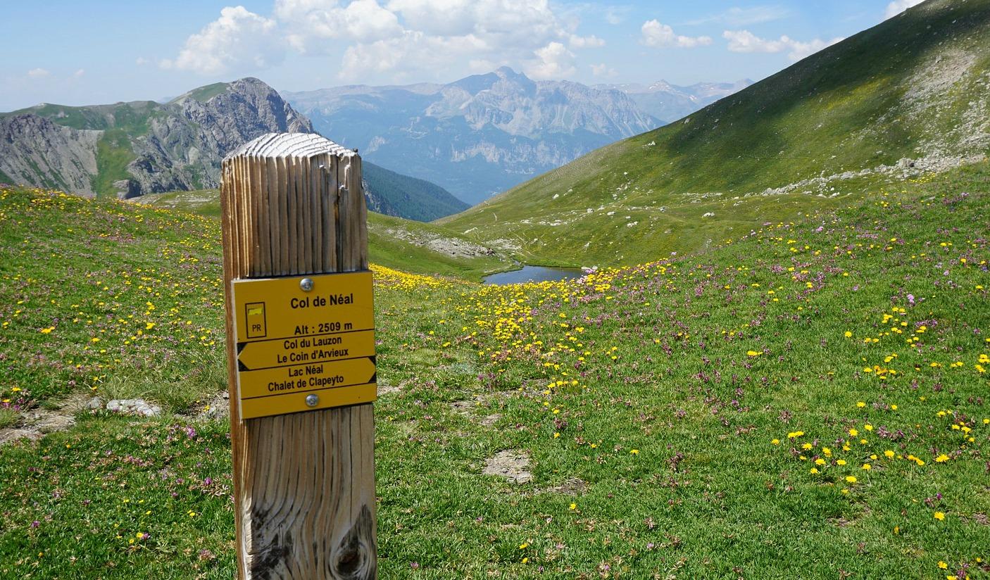 Col de Néal 2509 m
