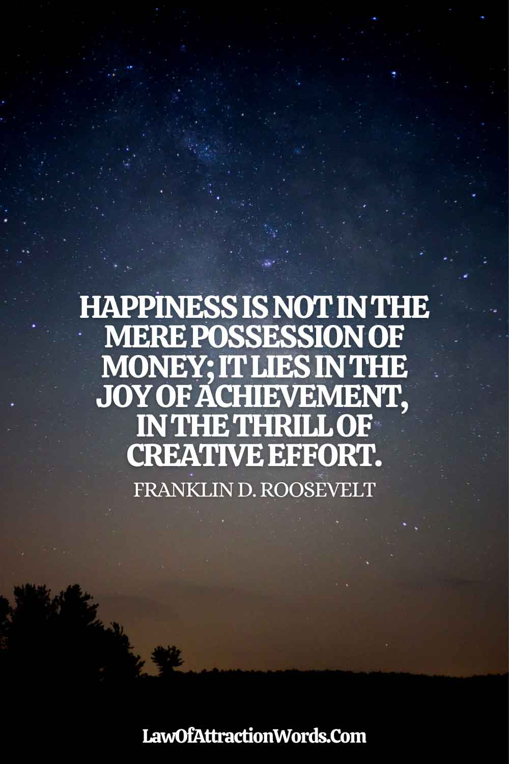 Deep Law Of Attraction Quotes Money