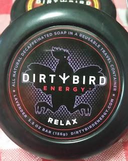 dirty bird relax soap