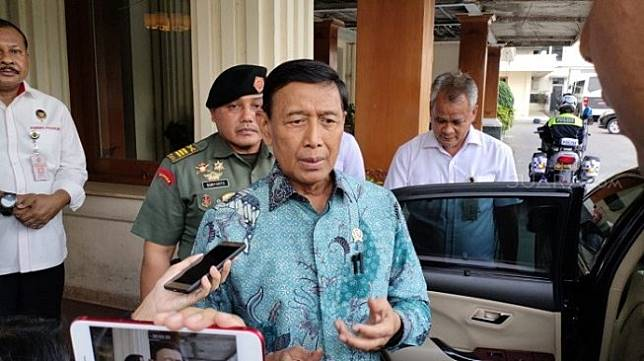 Wiranto Turut Bersyukur Atas Terpilihnya Jokowi Kembali