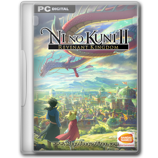Ni no Kuni 2 Revenant Kingdom Full Español