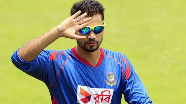 Mashrafe opened his mouth on various issues including exclusion