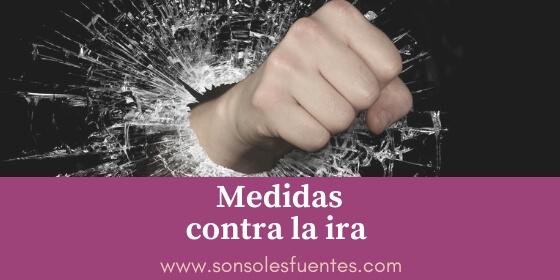 Consejos para controlar la ira o la rabia