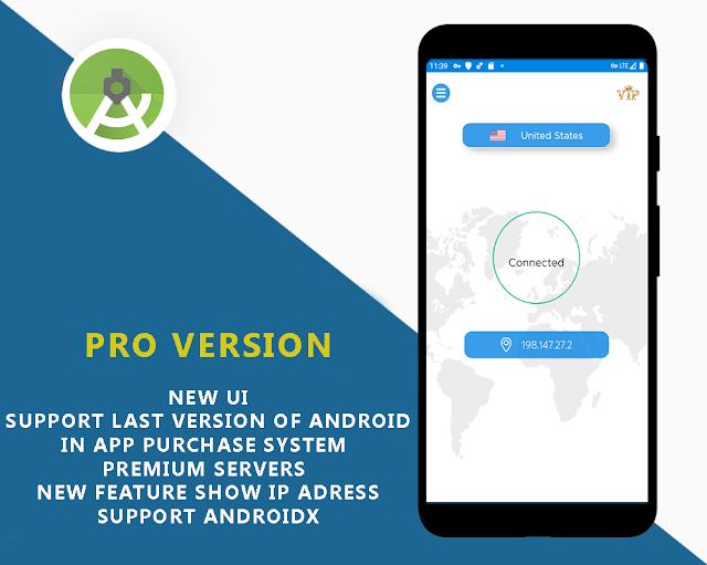 TouchVpn Pro New Servers  +  3 Versions - 4