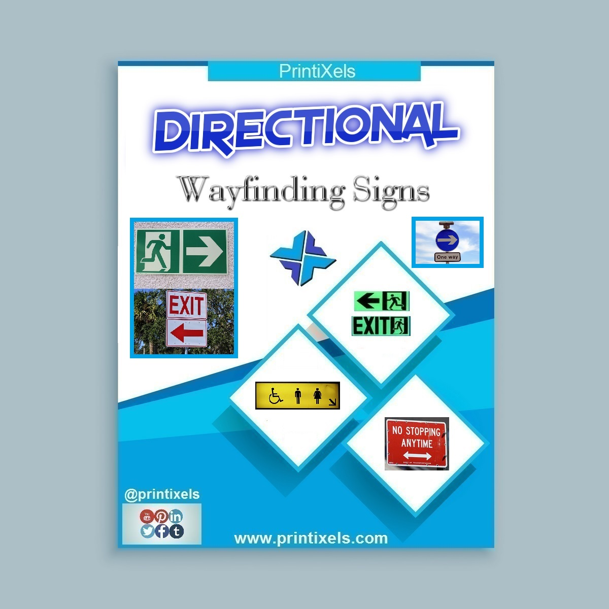 Directional & Wayfinding Signs