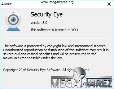 Security Eye 3.0 imagenes hd