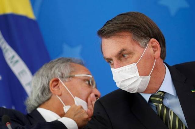 Bolsonaro diz que voucher aos trabalhadores informais pode chegar a R$ 600