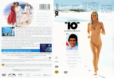 Carátula dvd: 10 La mujer perfecta