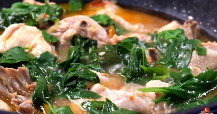 Como cozinhar Kinamatisang Manok para sua família. Querida Kitty Kittie Kath