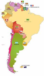 दक्षिण अमेरिका